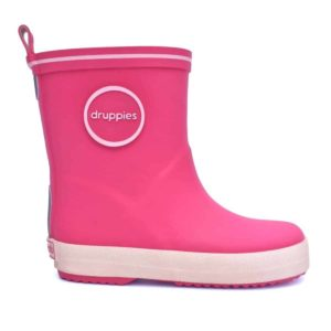 Druppies roze